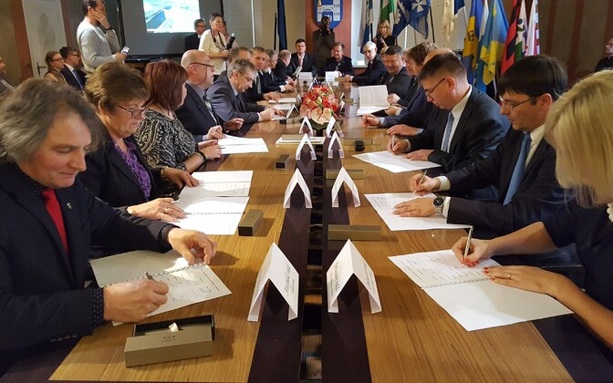 Following the creation of a unified Saaremaa Municipality, the total number of council members will drop by nearly one hundred.