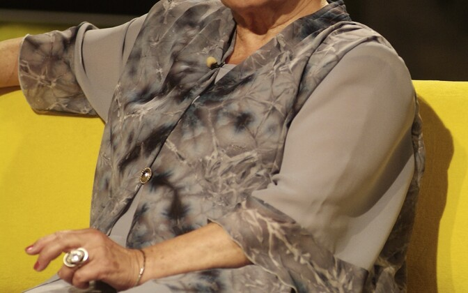 Tantsija Elonna Spriit, 19. märts 1934 - 1. detsember 2016