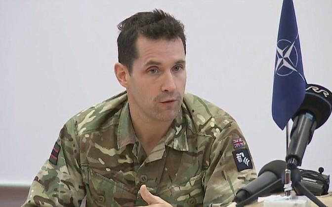 Lt. Col. Mark Wilson
