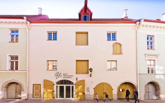 Estonian Health Care Museum in Tallinn.