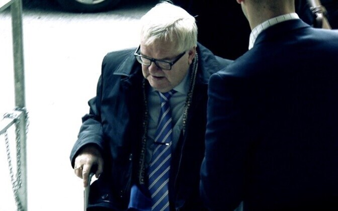 Edgar Savisaar is facing charges for embezzlement, graft, having accepted illegal political donations, misappropriation of public funds, and money laundering.
