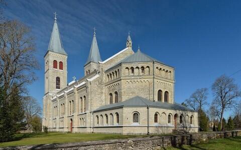 EELK Rapla Maarja-Magdaleena kirik