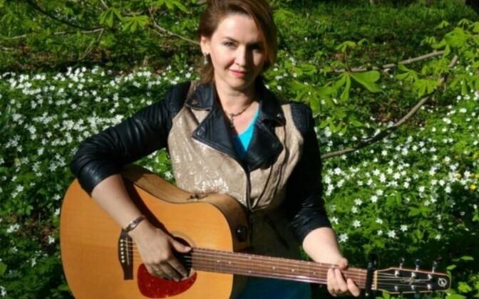 Элина Геродес переехала в Эстонию из Санкт-Петербурга.