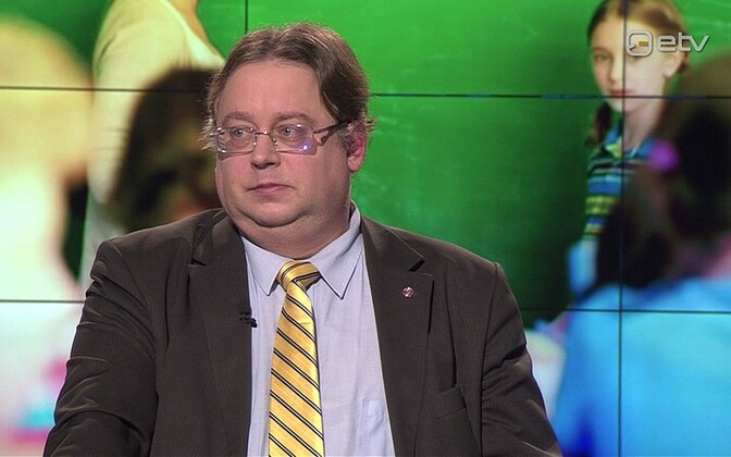 Haridus- ja teadusministeeriumi kantsler Mart Laidmets