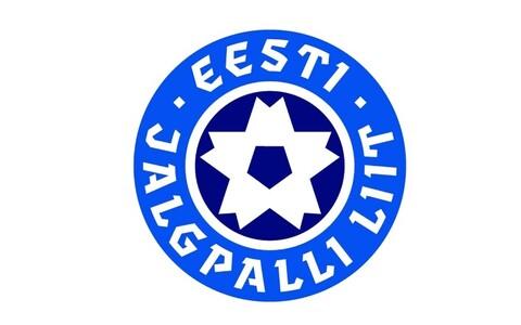 Eesti Jalgpalli Liidu logo