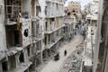 Aleppo vanalinn.