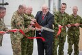 Grand opening of the US military-built infrastructure at Tapa Army Base. Thursday, Dec. 15, 2016.