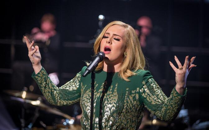 Adele'i kontsert Londonis (Adele - Live in London, Inglise 2015)