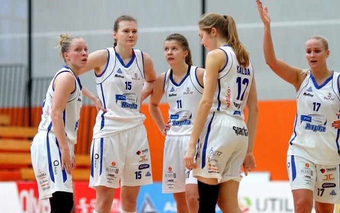 Karikafinaal Tallinna Ülikool - FCR Media/Rapla