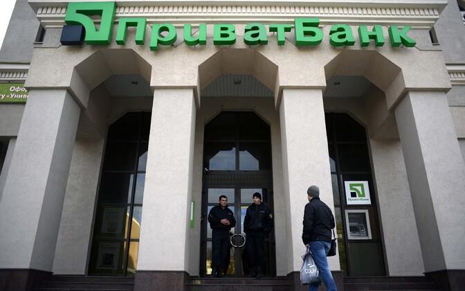 Privatbanki kontor.