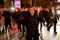 Полиция на месте происшествия в Анкаре.