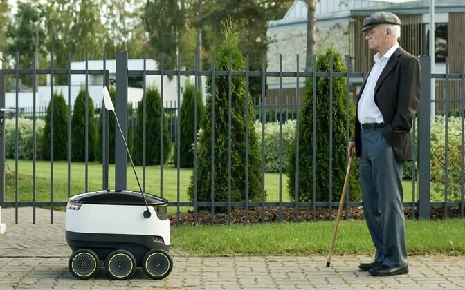 Robotkuller vajab esialgu veel inimese abi.