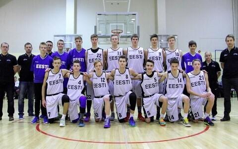 Eesti U-16 korvpallikoondis 2016. aasta BSBC turniiril