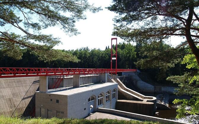 Гидроэлектростанцию на реке Ягала продают.