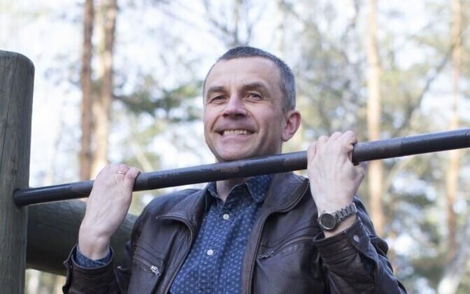 Ильмар Томуск более 20 лет бессменно возглавляет Языковую инспекцию.