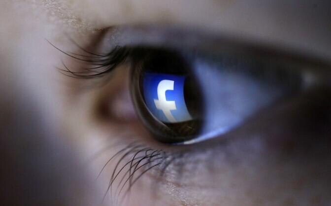 Facebooki kasutaja.