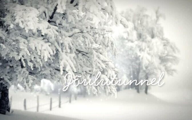 Jõulutunnel