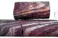 Magnetiitkvartsiit ehk raudkvartsiit on kõige levinum rauamaak maailmas. See on tumehall vöödiline, põhiliselt magnetiidist ja kvartsist koosnev moondekivim. Pildil olev rauamaak on puuritud 1986. aastal Jõhvi puuraugus 320 meetri sügavuselt.