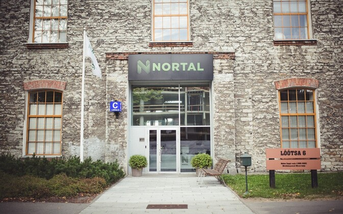 Nortal headquarters in Tallinn.