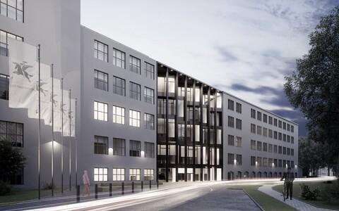 EKA uus hoone