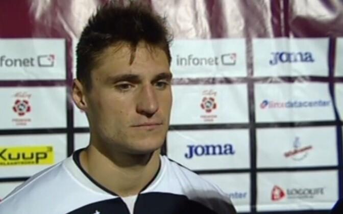 Евгений Кабаев нашел себе новый клуб.