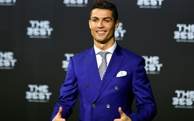 Криштиану Роналду стал лучшим футболистом мира.