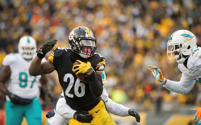 Pittsburgh Steelersi LeVeon Bell