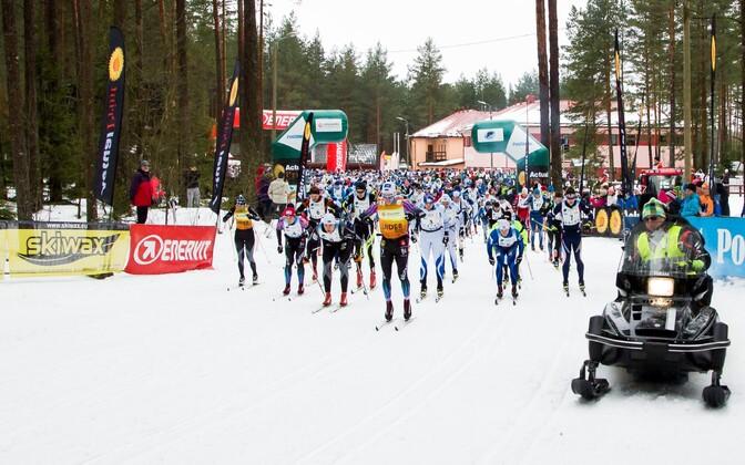 2016. aasta Alutaguse maraton