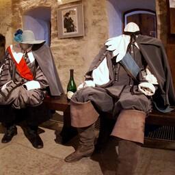 Eksponaadid Narva muuseumis.
