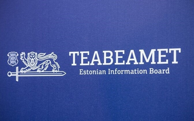 No comment: the Estonian Information Board.