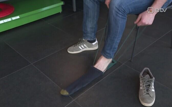 Soki jalgatõmbaja