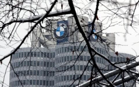 BMW peakontor Münchenis.