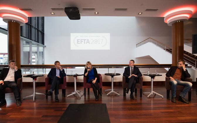 EFTA väljakuulutamine.
