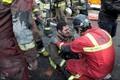 Teherani kõrghoone varingus hukkus 30 tuletõrjujat.