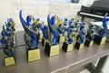 В нарве наградили лучших спортсменов и тренеров.