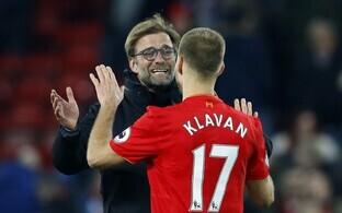 Liverpooli peatreener Jürgen Klopp, Ragnar Klavan