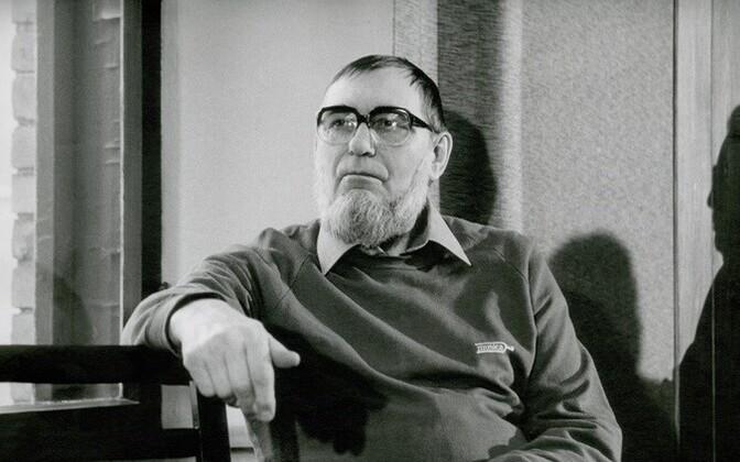 Вельо Тормис (1930-2017).