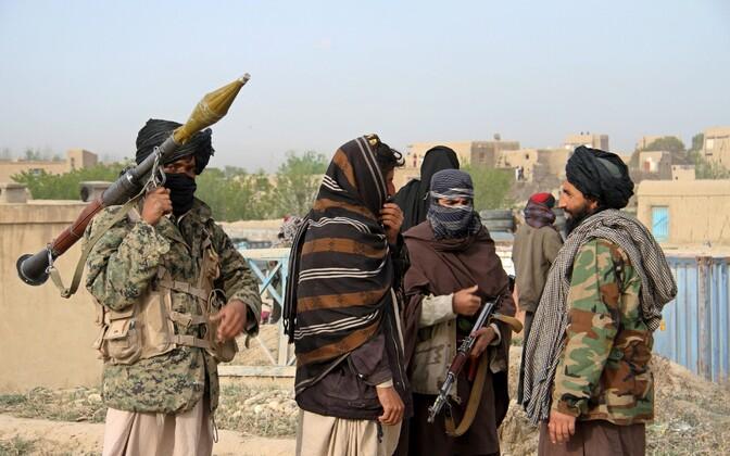 Талибы в провинции Газни.