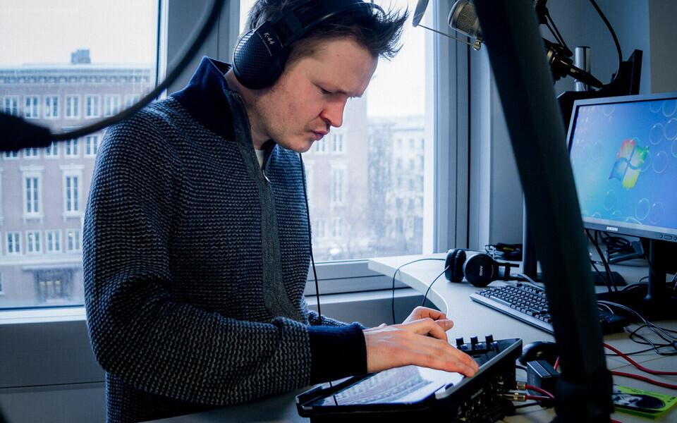 Kristjan Randalu Raadio 2-s