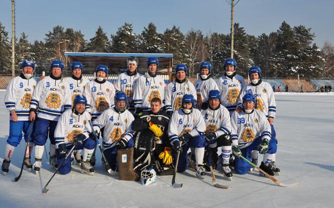 Eesti jääpallikoondis