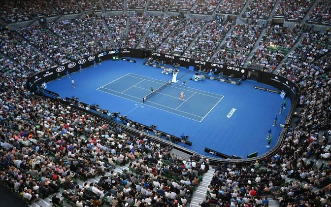 Austraalia lahtised tennises