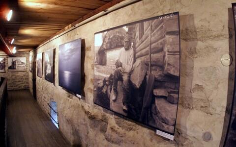 Ekspositsioon Narva muuseumis.