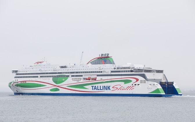 Riigikogu majanduskomisjon vaatas laevaistungil oma silmaga ettevõtjate mured üle.