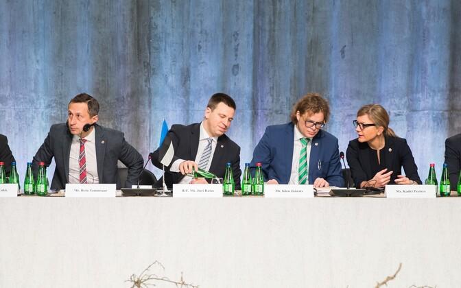 Balti peaministrid allkirjastavad Rail Balticu leppe