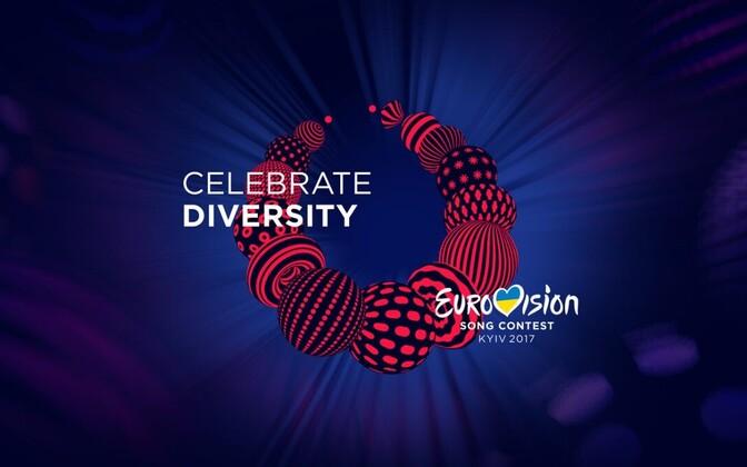 Eurovisioon 2017 logo