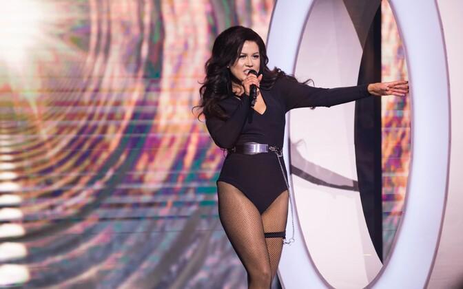 Элина Борн вновь участвует в Eesti Laul.