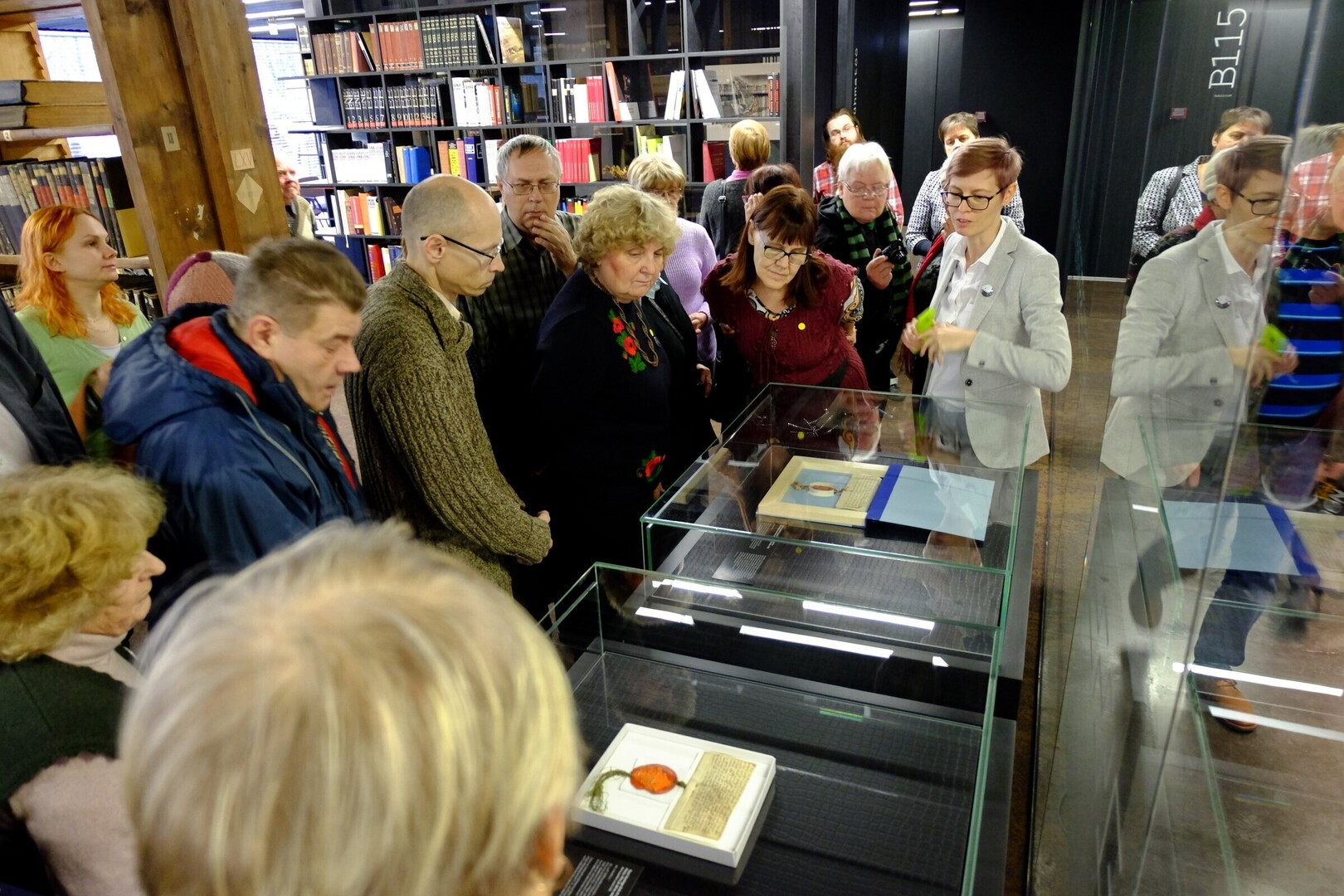 4bf9dfe7a94 Gallery: 1920 peace treaty on display for opening of new National ...