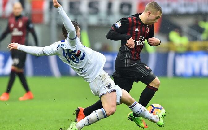 AC Milan - Sampdoria