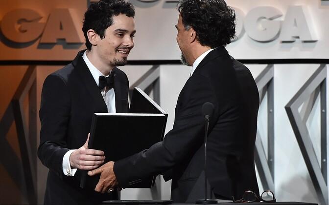 Damien Chazelle pälvis režissööride gildi auhinna