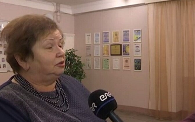 25 января Валентина Кутузова дала не одно интервью СМИ.